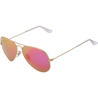 ray ban sonnenbrille gold rosa im online shop von. Black Bedroom Furniture Sets. Home Design Ideas
