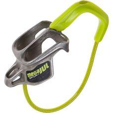EDELRID Mega Jul Sport Sicherungsgerät grau/grün