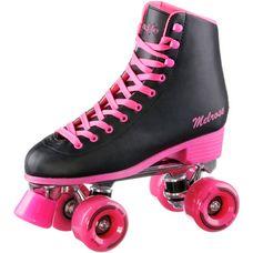 POWERSLIDE Melrose Rollschuhe Damen schwarz/pink