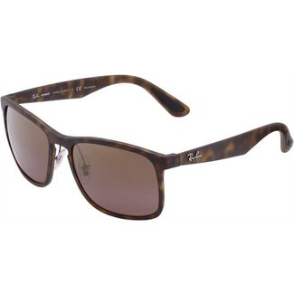 RAY-BAN 0RB4264 Sonnenbrille matte havana