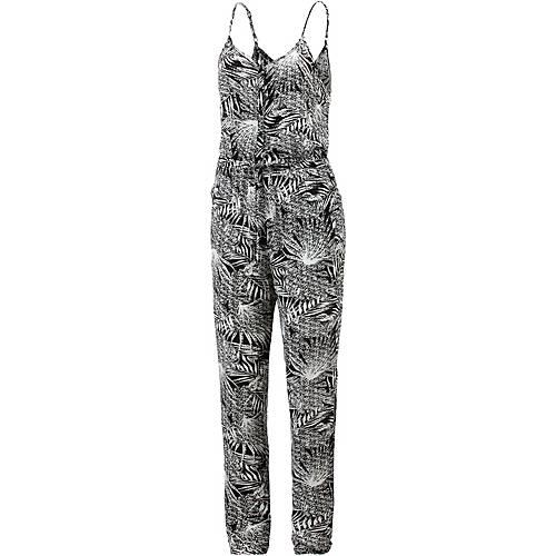Superdry Jumpsuit Damen schwarz/weiß