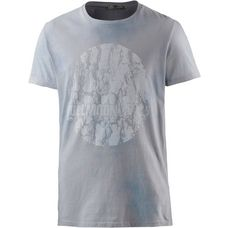 LTB Wolifoz T-Shirt Herren blau washed