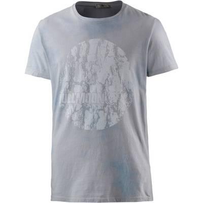LTB Wolifoz T-Shirt Herren blau washed