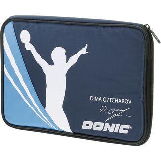 Donic-Schildkröt Ovtcharov Plus Schonbezug blau