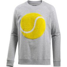 DEDICATED Sweatshirt Herren grey melange