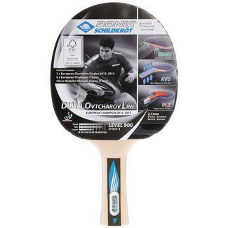 Donic-Schildkröt Ovtcharov 900 Tischtennisschläger schwarz