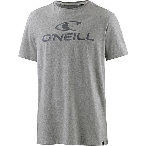 O'NEILL Printshirt Herren grau