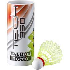 Talbot-Torro TECH 350 Gelb Speed fast Badmintonball weiß
