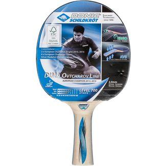 Donic-Schildkröt Ovtcharov 700 Tischtennisschläger schwarz