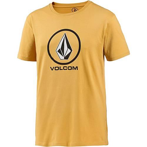 Volcom Circlestone T-Shirt Herren gelb