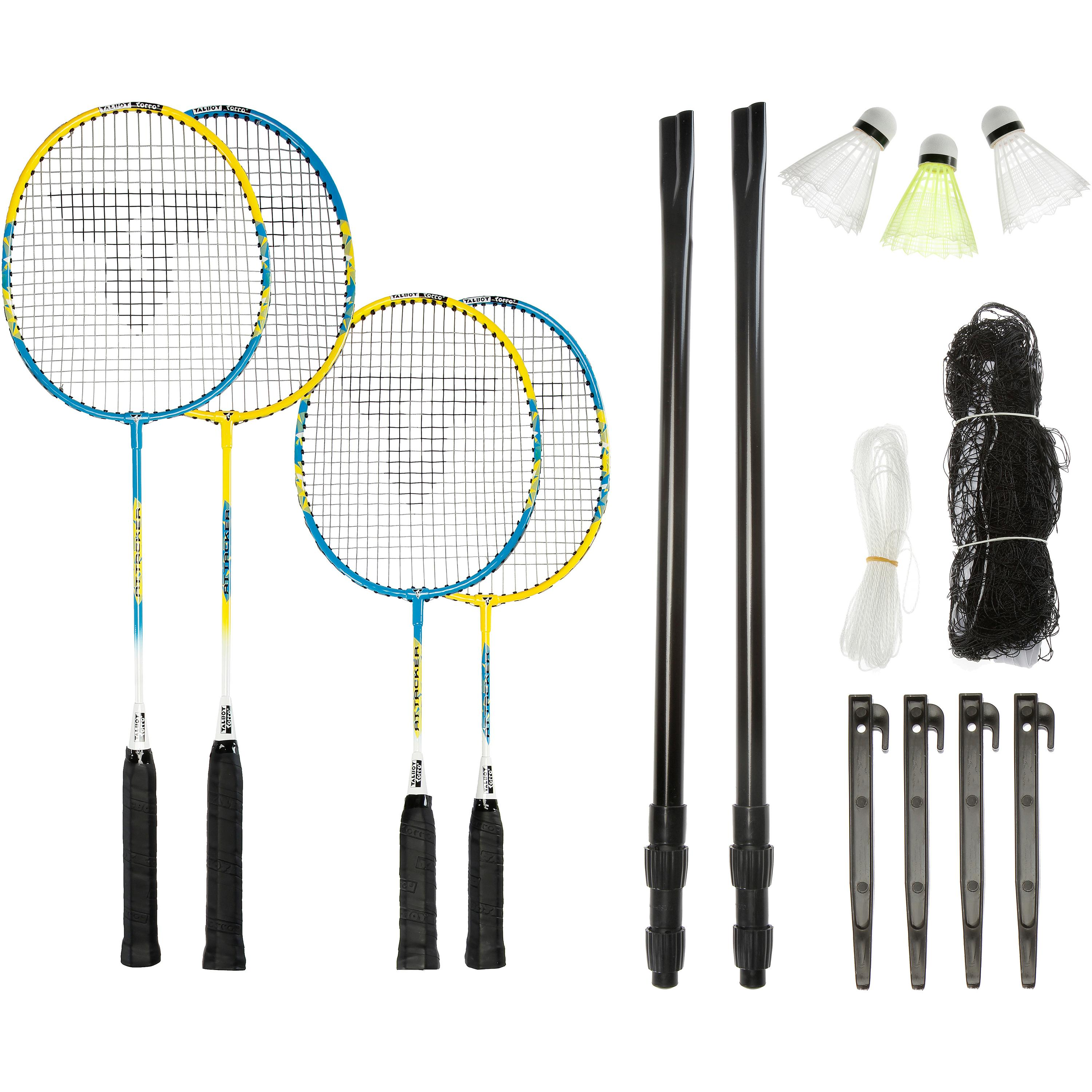 Image of Talbot-Torro Badminton Set