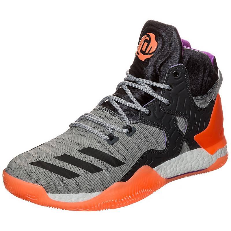 ... ebay adidas d rose 7 primeknit basketballschuhe herren anthrazit grau  addc6 a710a ... e748f37e4