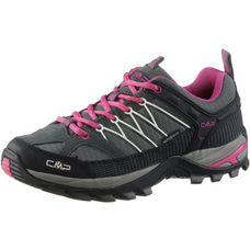 CMP Rigel Low Wanderschuhe Damen grau/pink