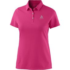 Odlo Tina Poloshirt Damen pink
