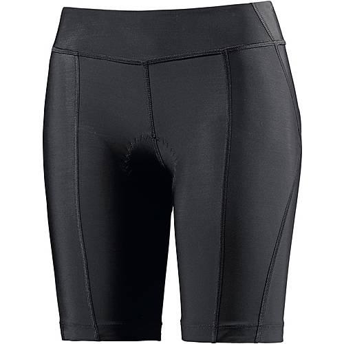 Ziener Choca X-Gel-Tec Biketights Damen schwarz