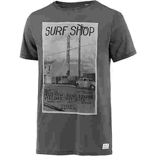 O'NEILL The 50's Printshirt Herren asphalt/anthrazit