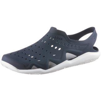 Crocs Swiftwater Wave Sandalen Herren blau