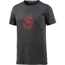 Mammut Garantie T-Shirt Herren dunkelgrau