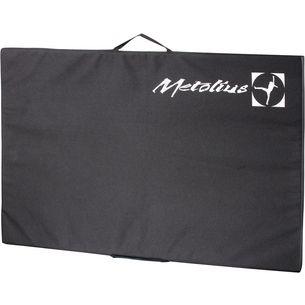 METOLIUS Short Stop Crashpad black-gray