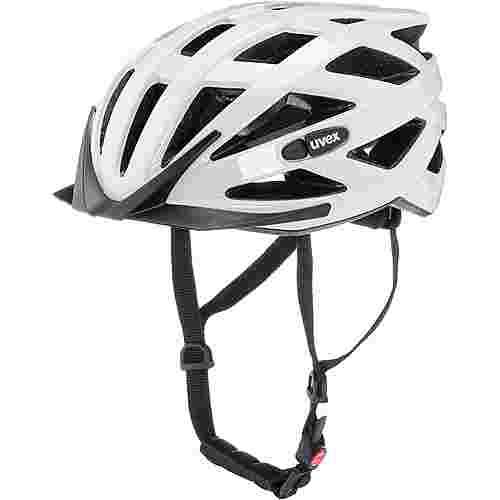 Uvex i-vo Fahrradhelm white