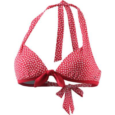 Tommy Hilfiger Haidee Bikini Oberteil Damen lottie prt apple red