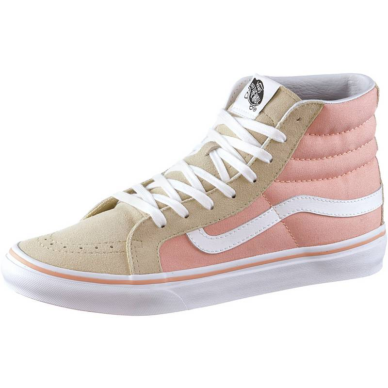 vans sneaker damen high