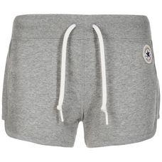 CONVERSE Core Track Shorts Damen grau