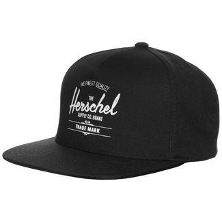 Herschel Whaler Cap schwarz