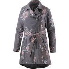 Khujo Poppy Kurzmantel Damen grau/rosa
