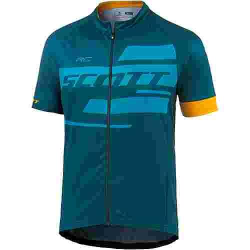 SCOTT RC Team 10 Fahrradtrikot Herren blau