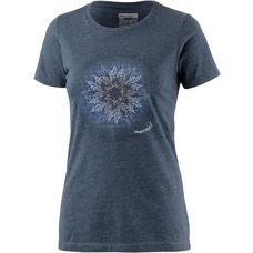 Marmot Trope Printshirt Damen navy/lila