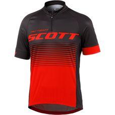 SCOTT RC Team 20 Fahrradtrikot Herren schwarz/rot