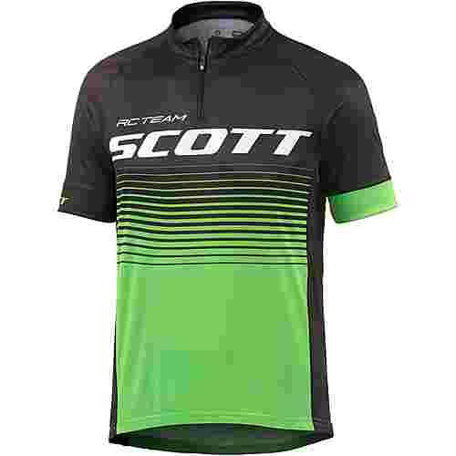 SCOTT RC Team 20 Fahrradtrikot Herren schwarz/grün