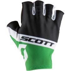 SCOTT RC TEAM SF Fahrradhandschuhe schwarz/grün