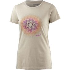Marmot Trope Printshirt Damen beige