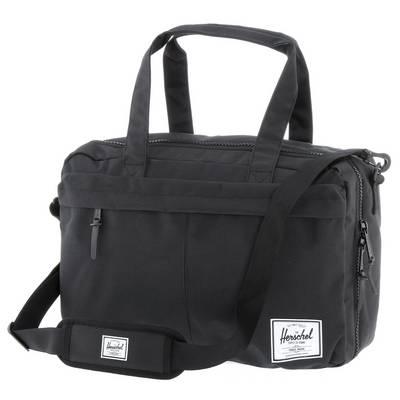 Herschel Bowen Reisetasche schwarz