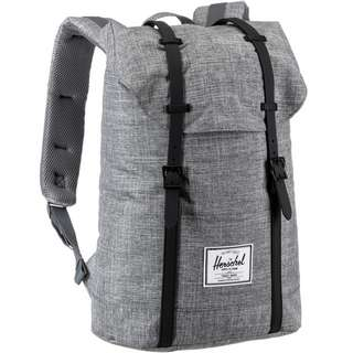 Herschel Rucksack Retreat Daypack raven crosshatch-black