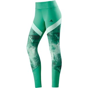 adidas Tights Damen grün