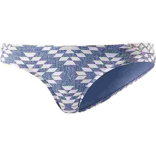 Rip Curl Del Sol Luxe Bikini Hose Damen blau-weiß