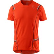 Gore Mythos Laufshirt Herren orange/navy