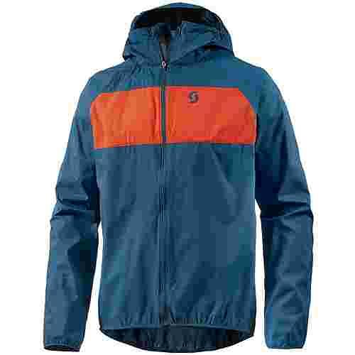 b14939476b SCOTT Trail Mtn. WB 40 Fahrradjacke Herren blau/orange im Online ...