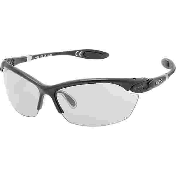 ALPINA TWIST THREE 2.0 VL Sportbrille black matt