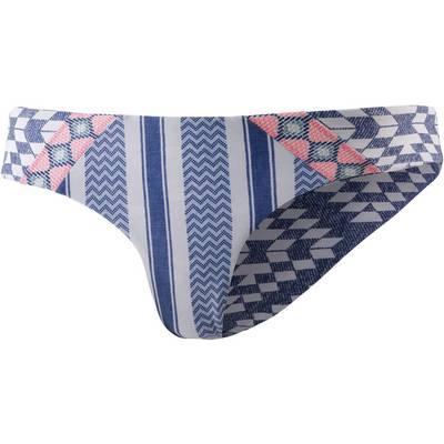 Rip Curl Del Sol Revo Bikini Hose Damen blau/weiß