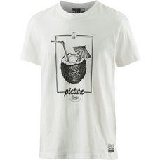 Picture Cocobeach T-Shirt Herren weiß