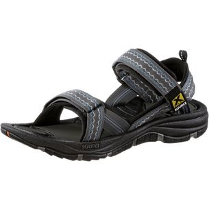Source Gobi Outdoorsandalen Herren grau