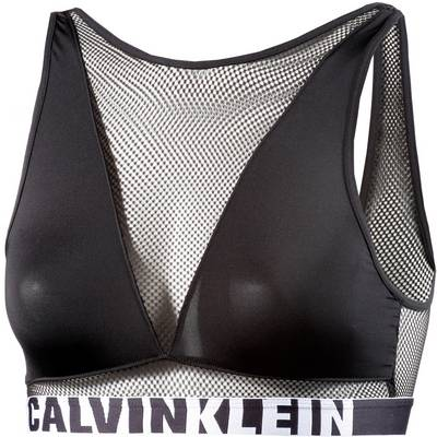 calvin klein bustier damen schwarz im online shop von. Black Bedroom Furniture Sets. Home Design Ideas