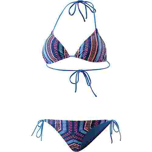 Rip Curl Eclipse Bikini Set Damen blau/bunt