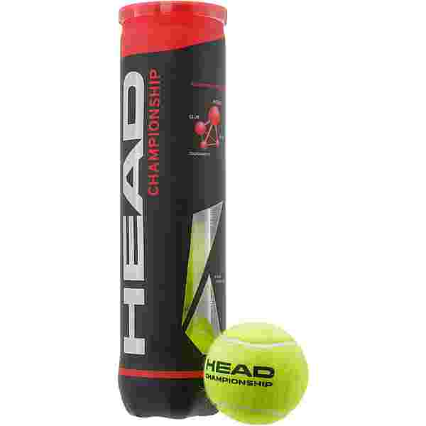 HEAD Championship Tennisball gelb