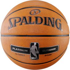 Spalding NBA PLATINUM Basketball orange