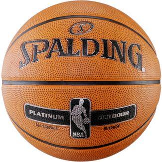 Spalding NBA PLATINUM Basketball orange